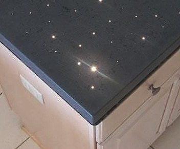 Led Makes Countertops Really Shine Usilluminations